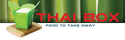 Thai Box Take Away